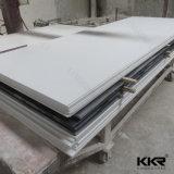 Surface solide acrylique de panneau de mur de salle de bains de Corian