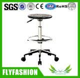 Cadeira ajustável do laboratório da alta qualidade com roda (PC-28)