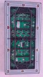 +80 indicador de diodo emissor de luz ao ar livre material de alta temperatura da cor cheia do grau P10 SMD