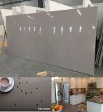 Pedra de quartzo de resina de poliéster a superfície de cozinha