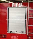 Portas de alumínio do Roll-up da proteção de segurança para o carro de bombeiros