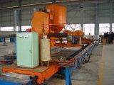 Embaladora del tubo de FRP GRP del filamento de enrollamiento del tubo compuesto de la máquina
