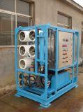 Fare l'acqua della bevanda dalla pianta di desalificazione marina di osmosi d'inversione dell'acqua di mare 35000ppm