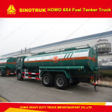 Sinotruk HOWO 6X4 Meilleure huile Tank Truck camion citerne