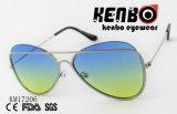 Metade óculos com lentes em forma de borboleta Km17206