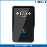 Drahtlose WiFi Türklingel-inländisches Wertpapier-Telefon-Wechselsprechanlage-Monitor-Station-Videokamera