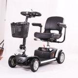 Motorino elettrico di mobilità della batteria 24V 250W della rotella portatile del motore 4 per gli handicappati