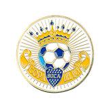 عامة كرة قدم عملة ترويجيّ مع مينا ليّنة ([إل-ك011])