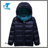Parka Packable Hoodie девушки мальчика вниз