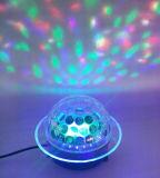 Indicatore luminoso magico variopinto unico del LED Starball per la fase con Ce