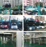 Système simple meilleur marché de stationnement de véhicule de fléau de vente directe d'usine de qualité