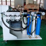 Pomp van de Aandrijving van de Scherpe Machine van de Straal van het water de Directe voor Druk Inreasing