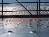 Fábrica de máquina de perforación sumergida caliente de la producción del tubo del andamio de Galvanzied de los materiales del andamio