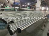 304 de precisión de acero inoxidable 316L de la soldadura de tubo de grado alimentario