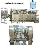 3automatique complète gallon Volets de l'eau de remplissage de 5 gallons de ligne de production