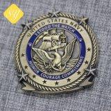 Venda por grosso de Desportos Maratona personalizados de alta qualidade Medalha de Metal