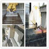 Puente de granito de corte en ángulo de la máquina de Sierra preferible para la encimera y Kitchentop Fabricantes