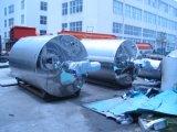 Los 2000 tanques de mezcla líquidos del galón con la calefacción de vapor
