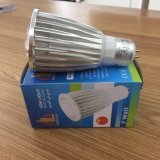 La luz blanca LED 7W Bombilla LED Spotlight Gu5.3
