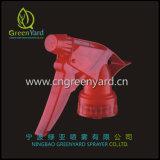 Pulverizador limpo do disparador da mão plástica de China para o limpador da cozinha