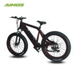 Aimos 26inchの1000Wギヤモーターを搭載する脂肪質のタイヤのEバイク