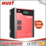 Invertitore di energia solare di PV dell'ibrido 660 watt per gli elettrodomestici