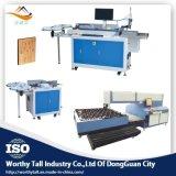 De Buigmachine van de Regel van het staal, de AutoMachines van de Apparatuur van het Mes van het Staal Buigende