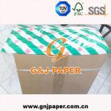 Haut de page Haut de la qualité du papier sulfurisé Hamburger blanc pour les emballages des aliments