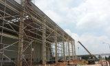 작업장과 창고를 위한 가벼운 Prefabricated 제작 강철 구조물