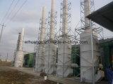 La poussière de l'air des déchets à traiter ou en acier inoxydable 304 PP Matériel Orfrp épurateur par voie humide