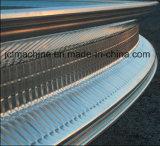 기계를 형성하는 최고 긴 경간 대들보 아치 지붕 롤