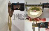 Disco Ep 16, 100 mm Sierra Electroplated Punta de carburo para corte y la molienda con 16mm de ancho, el agujero de 20mm