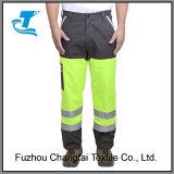 Pantaloni di sicurezza di Ciao-Forza degli uomini con nastri adesivi riflettenti