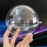 Shape-Two ronde demi bille transparent