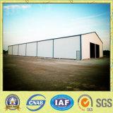 Хранение стальной структуры Prefab для фермы