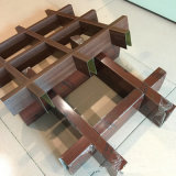 Populärer China-Lieferanten-Puder-Mantel-dekorative Aluminiumdecke