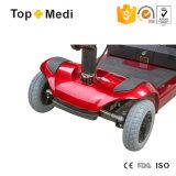 """""""trotinette"""" incapacitado dobrado 4 rodas da mobilidade do motor da energia eléctrica para deficientes motores"""