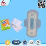 Tampon jetables en vrac de serviettes sanitaires Factory