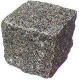 Cobble van het Graniet van de goede Kwaliteit met Gespleten/Gespleten in Kleur Diifferent voor Plein