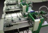 Cadena de producción completamente automática del cuaderno de la parte posterior del pegamento impresora de Flexo del papel