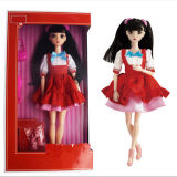 Zoet Doll van de Manier van het Meisje Mooi Plastic als Gift