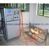 L'intelligence artificielle automatique de fils et câbles de test de résistance au feu de l'équipement pour l'IEC60331