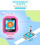 Cabritos GPS que siguen el reloj del teléfono