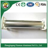 2018 novo rolo de papel de alumínio para uso doméstico refeições de papelão ondulado com bandeja de plástico
