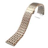 bracelet de montre de l'acier inoxydable 316L 20 22mm
