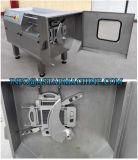 Machine de découpage congelée par utilisation industrielle de cube en viande fraîche