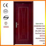 木製の穀物のベニヤの熱伝達プリント鋼鉄ドア