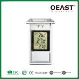 Termómetro de porta de entrada e saída com a energia solar como oferta promocional de moda Ot3383s