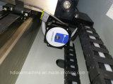 Laser-Ausschnitt-Gravierfräsmaschine 80W der Fuss-3X2