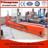 Macchina per forare del tubo dell'acciaio inossidabile di CNC di alta precisione